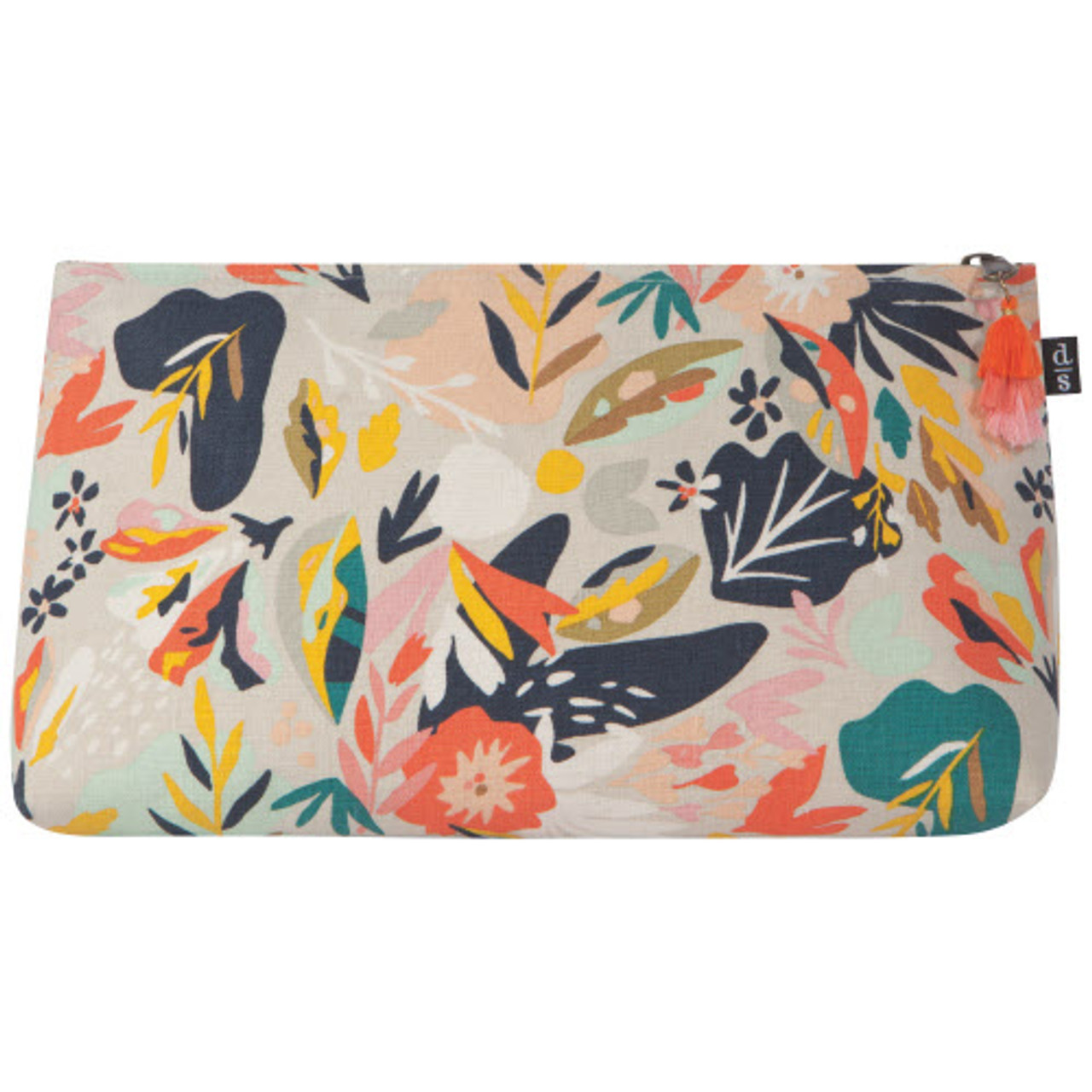COSMETIC BAG LARGE - SUPERBLOOM