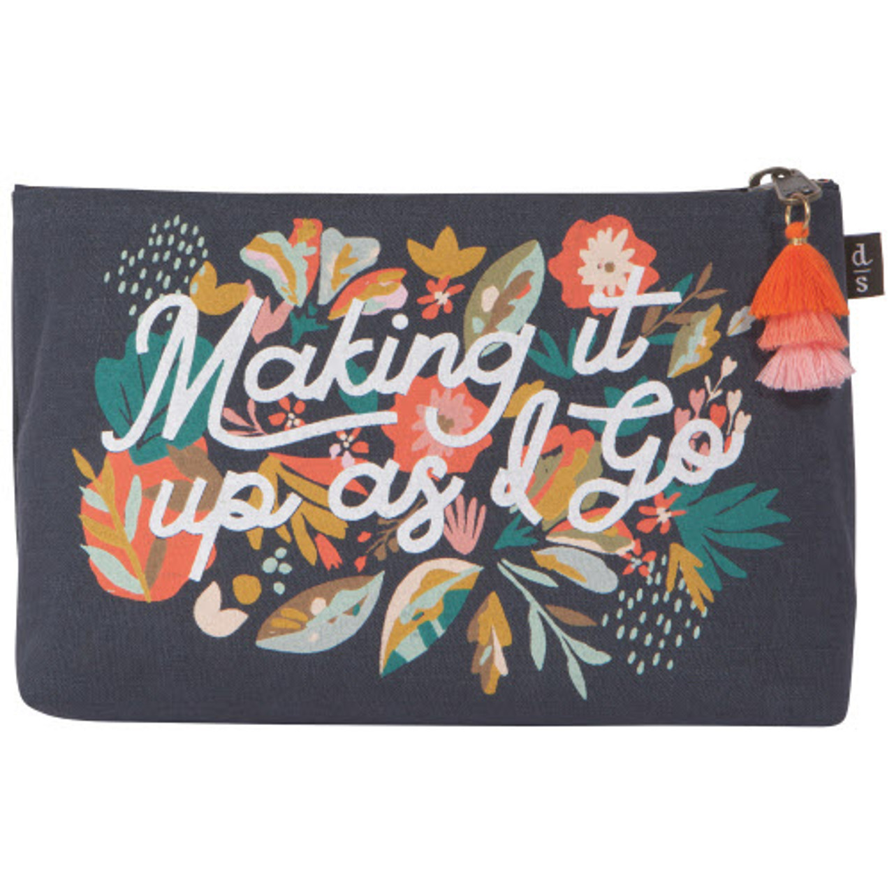 COSMETIC BAG SMALL - SUPERBLOOM