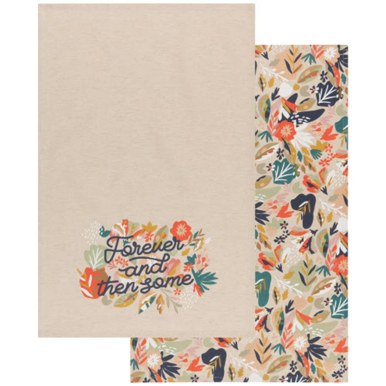 DISHTOWEL SET OF 2 - SUPERBLOOM