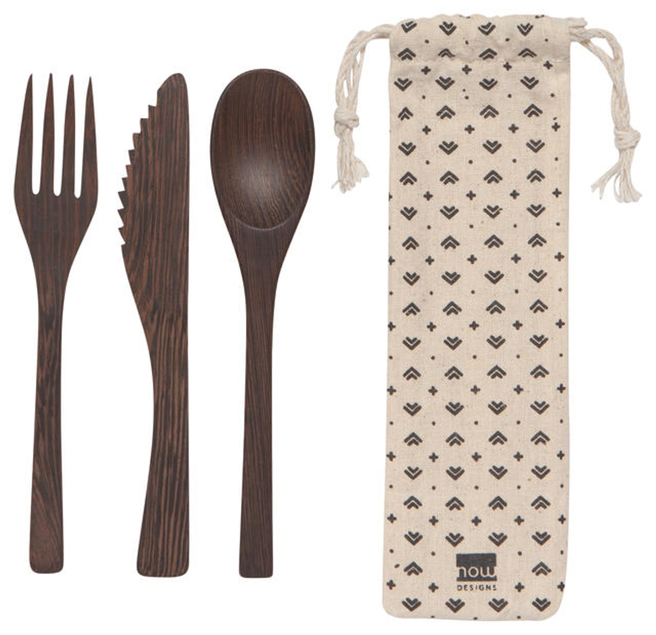 ON THE GO CUTLERY - SET OF 3