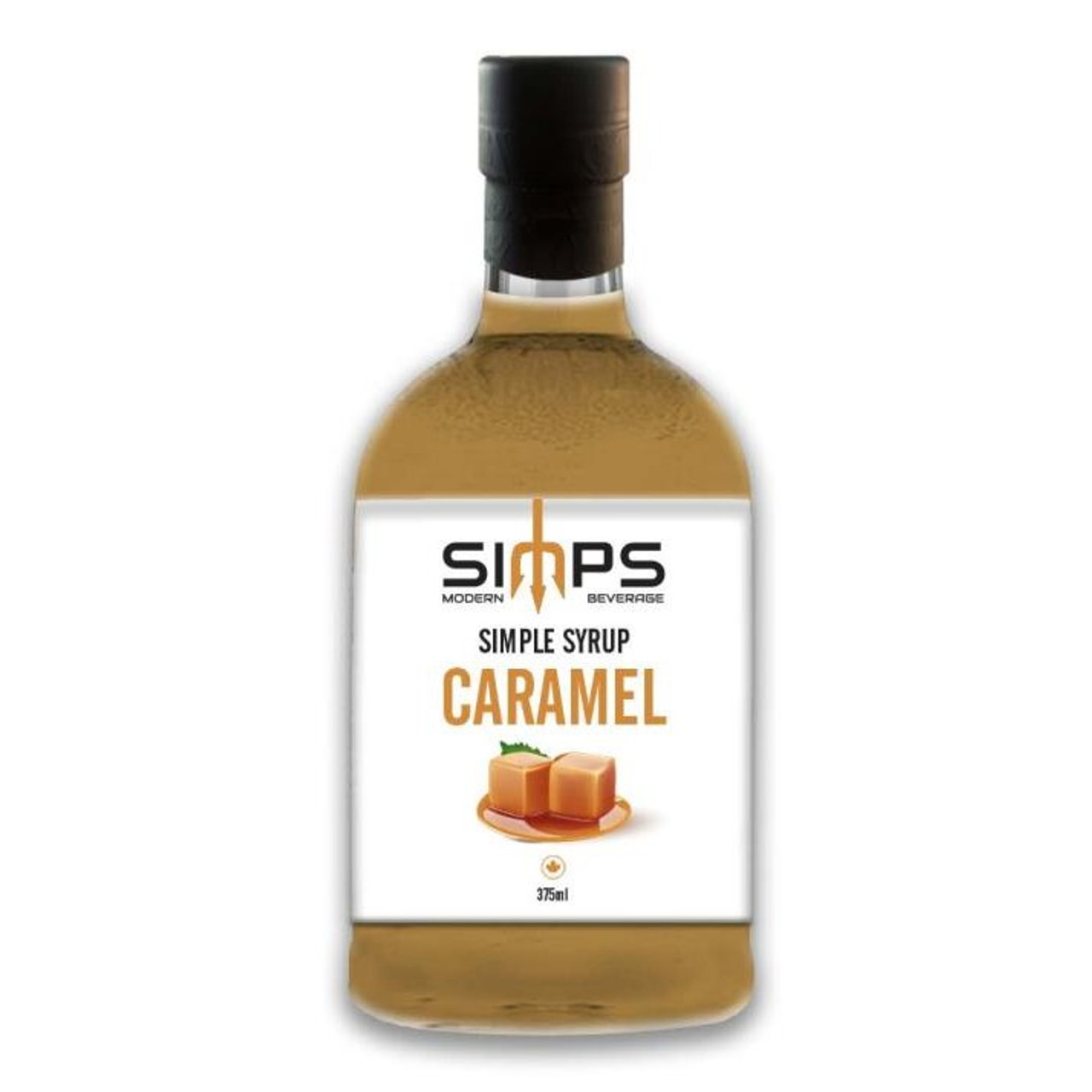SIMPS SIMPLE SYRUP - CARAMEL