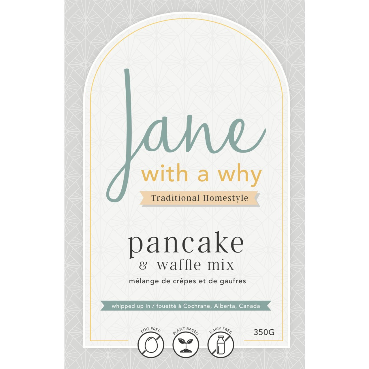 ALL PURPOSE BAKING MIX - JANE WITH A WHY