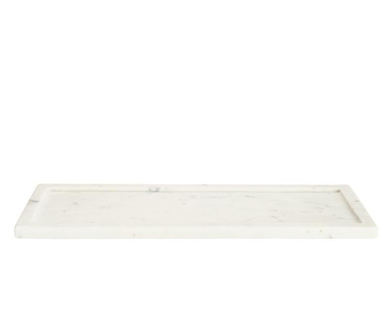 BELLE DE PROVENCE - MARBLE DISPLAY TRAY - LONG