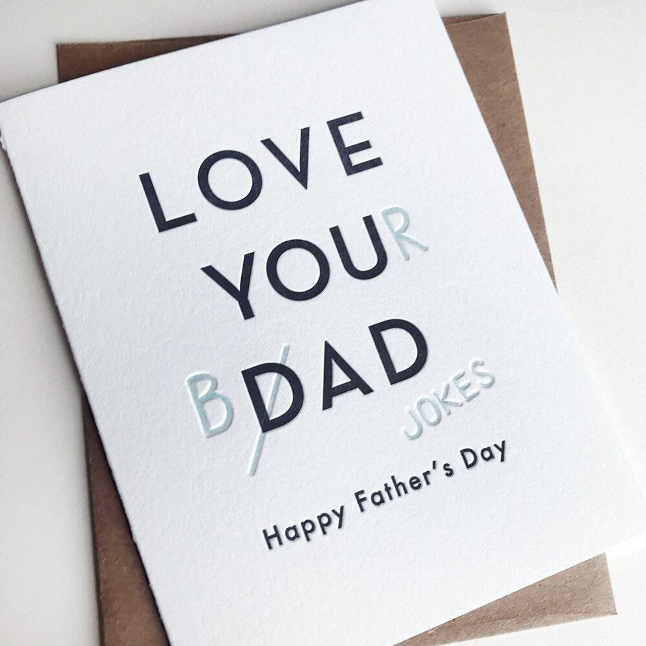 FATHERS DAY - DAD JOKES