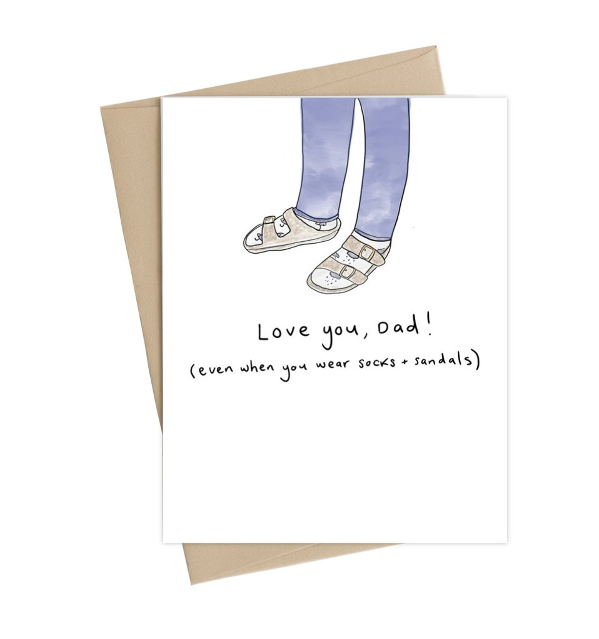 FATHER'S DAY- SOCKS & SANDALS