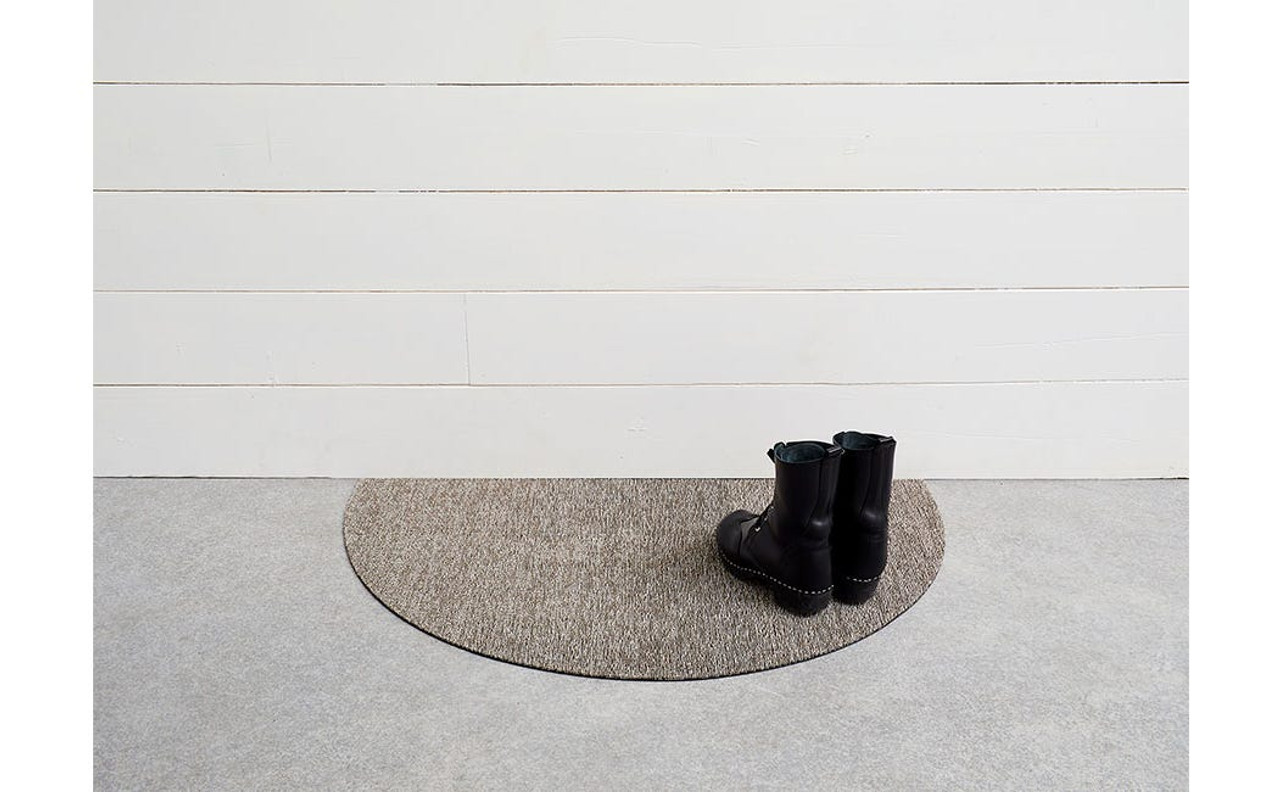 CHILEWICH FLOORMAT - HEATHERED - WELCOME MAT