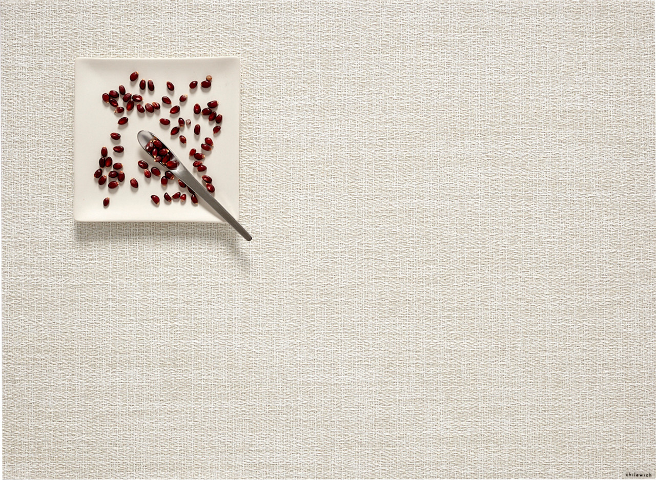 CHILEWICH PLACEMAT - BOUCLE: