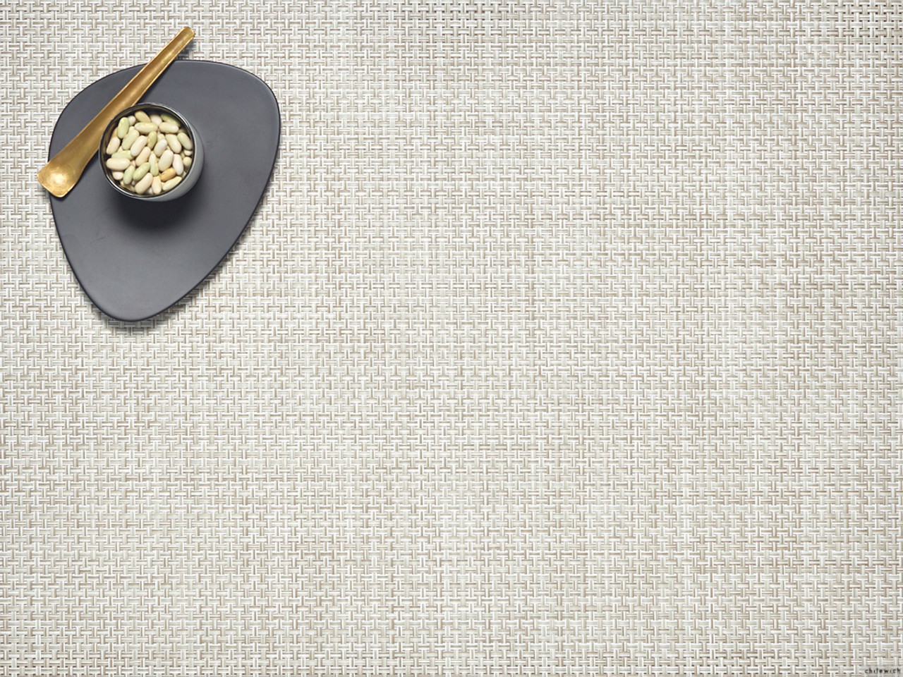 CHILEWICH PLACEMAT - BASKETWEAVE: