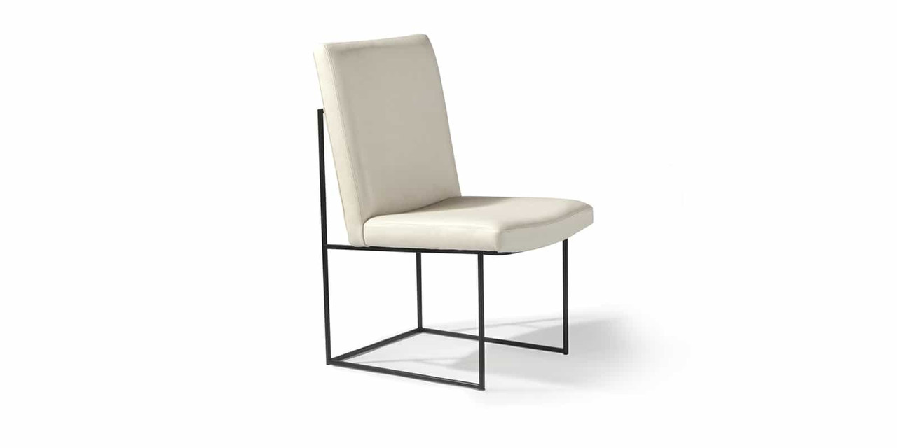 DESIGN CLASSIC 1187 DINING CHAIR - ARMLESS