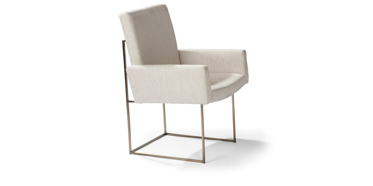 DESIGN CLASSIC 1187 DINING CHAIR - WITH ARMS