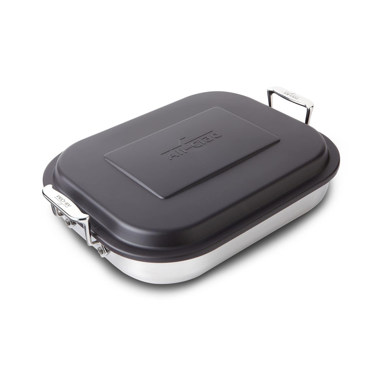 ALL-CLAD STAINLESS LASAGNA PAN w LID