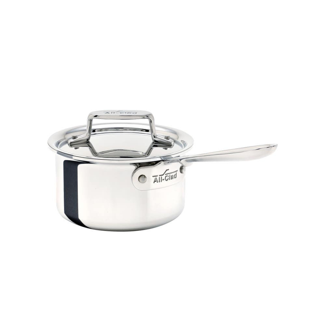 ALL-CLAD D5 POLISHED SAUCE PAN