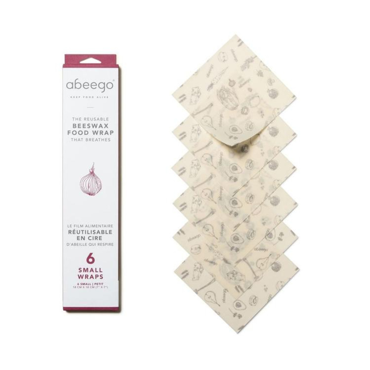 Abeego Beeswax Wrap