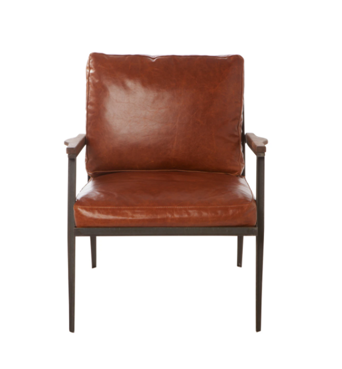 ALCOTT CHAIR LEATHER