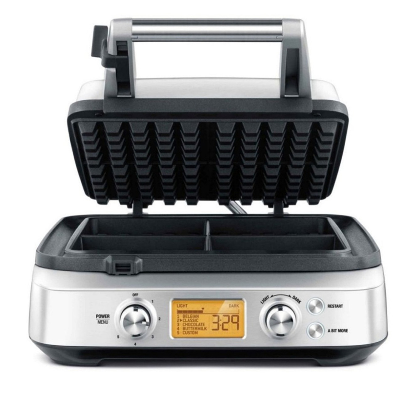 BREVILLE SMART WAFFLE 4 SQUARE