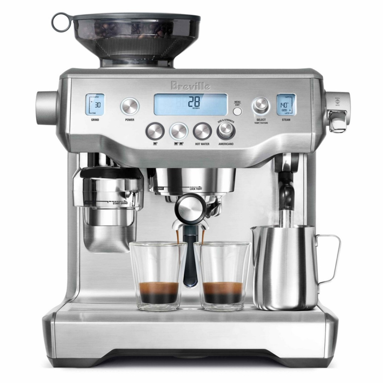 BREVILLE ORACLE