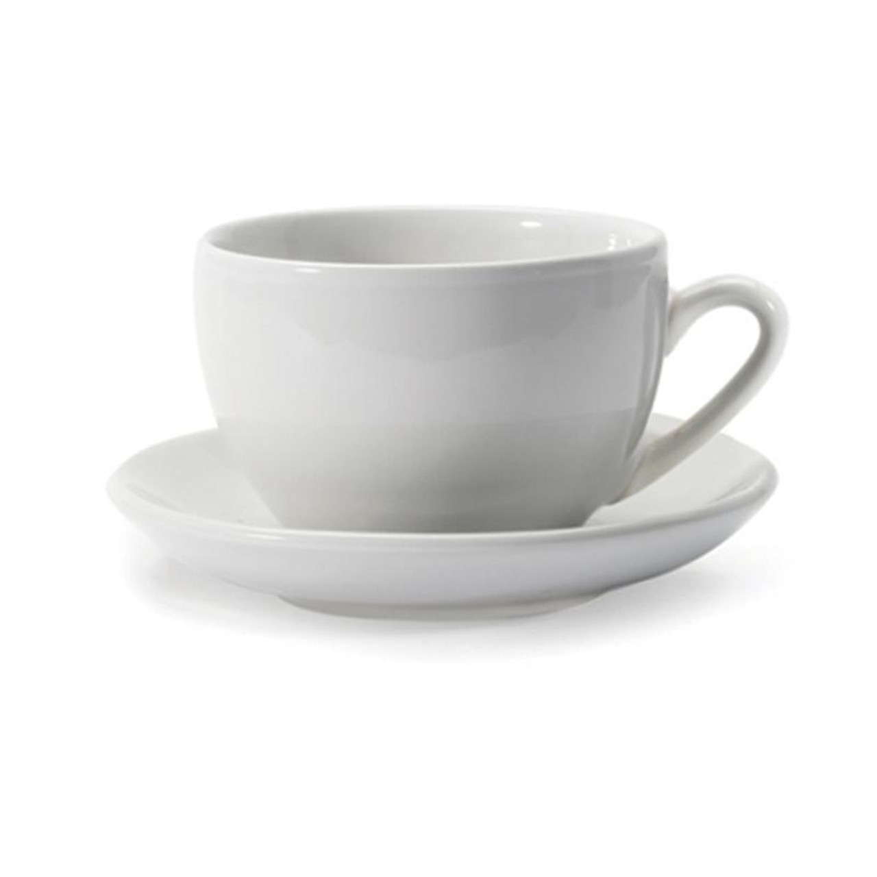 DANESCO CUP AND SAUCER - 11.5 oz
