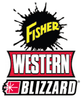 78300 - FISHER POLYCASTER  - WESTERN TORNADO  - BLIZZARD ICE CHASER 12V MOTOR-POLY HOPPER  P3035K