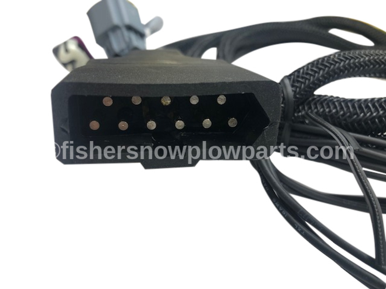 28213K - FISHER SNOW PLOWS GENUINE REPLACEMENT PART -  HARNESS KIT PLOW LIGHTING H13
