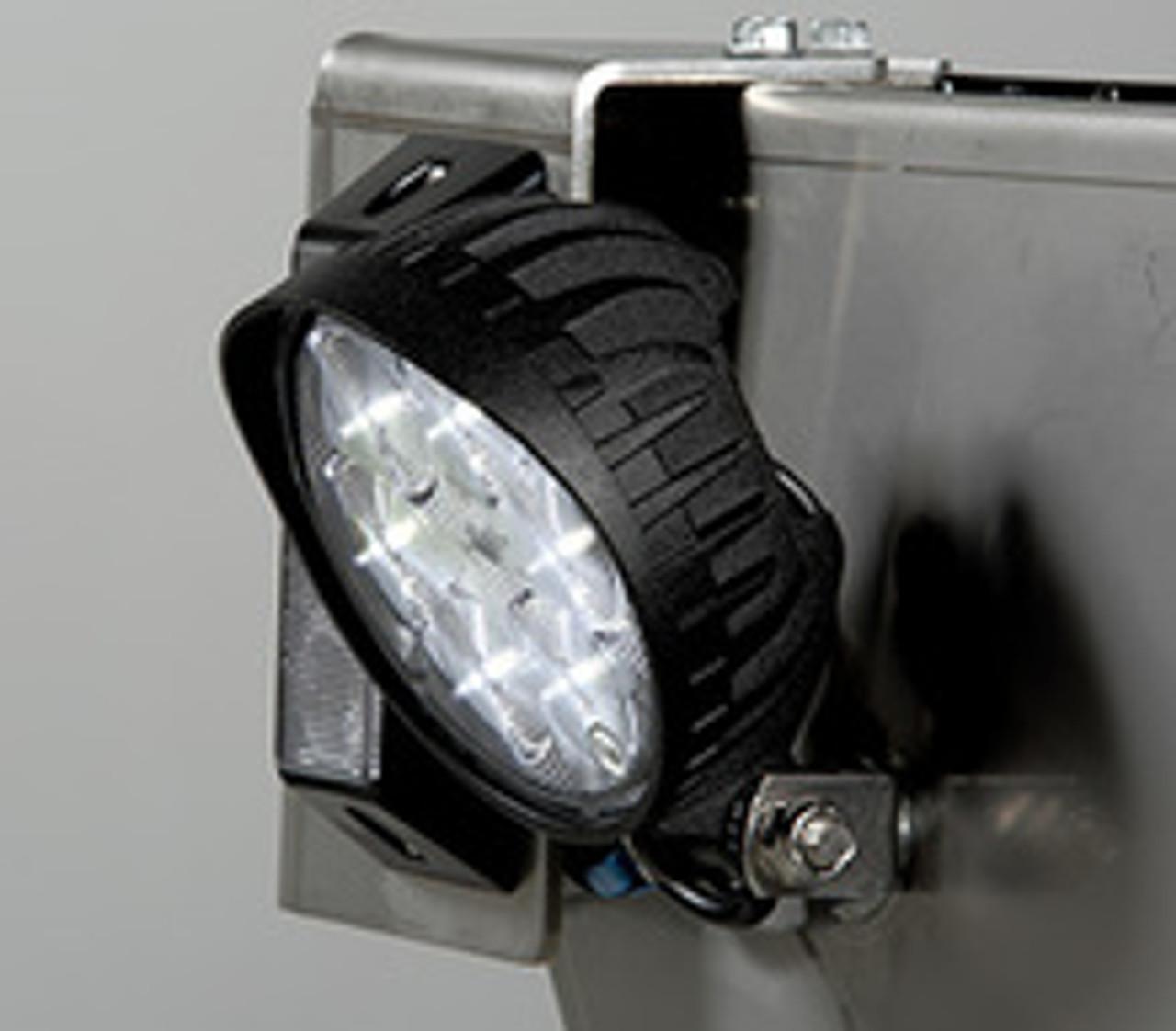 99505-1 FISHER GENUINE SPREADER ACCESSORY - PRIMARY  WORK LIGHT KIT - STEEL-CASTER & STRIKER (ELECTRIC) ONLY POLYCASTER & TORNADO FLEETFLEX ONLY