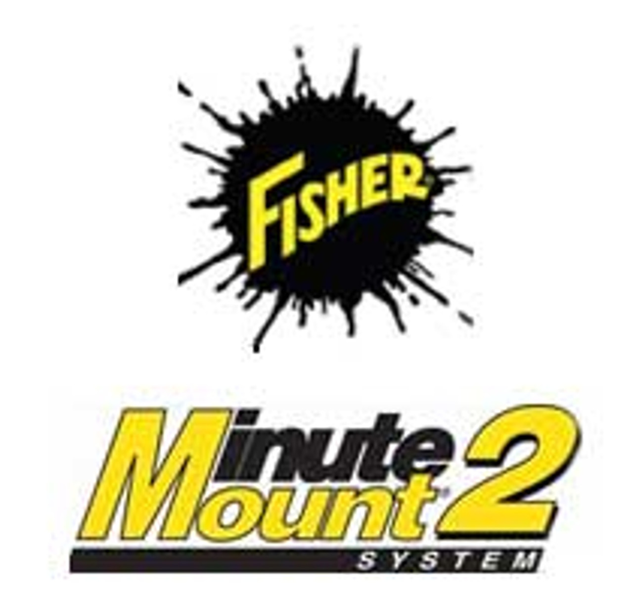 77101 FISHER 2015 - CURRENT FORD F150 MOUNT KIT MINUTE MOUNT 2