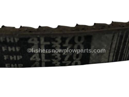 94691 - FISHER SPREADERS GENUINE REPLACEMENT PART -  PROCASTER  V-BELT 4L370