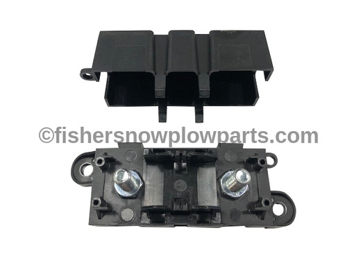 """95837 - """"FISHER SNOW PLOW AND SPREADER GENUINE REPLACEMENT PART - FUSE HOLDER"""