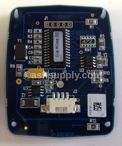 "49471 - ""FISHER 96438 PC BOARD&KEYPAD 9-BUTTON 4-PIN"