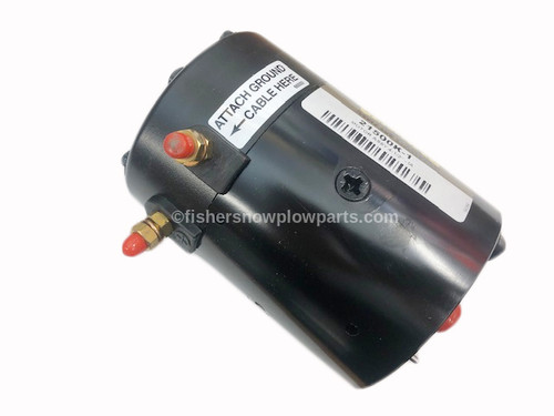 21500K-1 -FISHER SNOW PLOWS GENUINE REPLACEMENT PART - MOTOR ASSEMBLY 4-1/2 - IA
