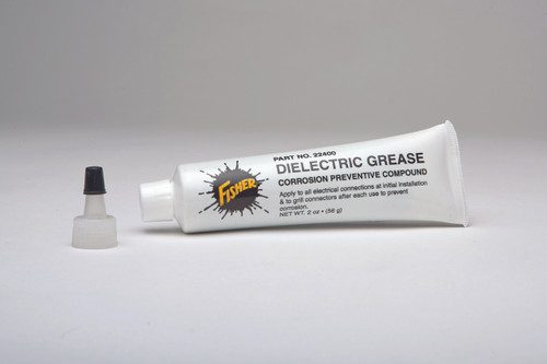 22400K - FISHER  - SNOW PLOWS GENUINE REPLACEMENT PART -  SNOW PLOWS GENUINE   Dielectric Grease - 2 oz tube