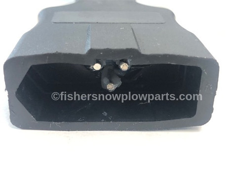 27063K -  - FISHER SNOW PLOWS GENUINE REPLACEMENT PART - REPLACEMENT HARNESS END 3-PIN TRUCK SIDE