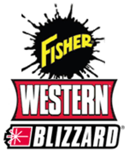 91192 - FISHER - WESTERN - BLIZZARD - SNOWEX  FLATWASHER SPECIAL