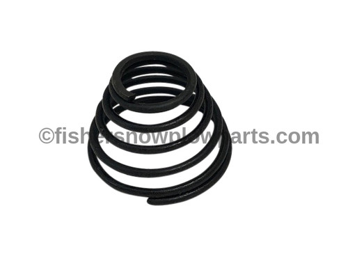 55923  - FISHER SNOW PLOWS GENUINE REPLACEMENT PART-  CONICAL CONTROL SPRING