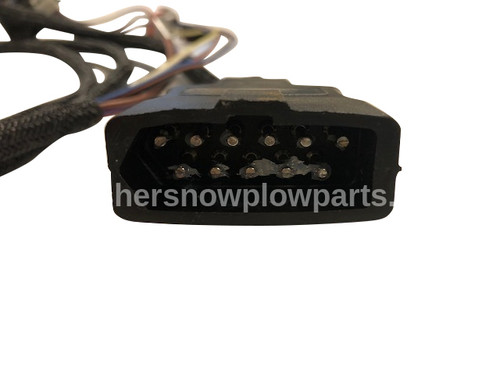 38807 FISHER - WESTERN - SNOWEX DUAL HALOGEN INTENSIFIRE HARNESS KIT PLOW LIGHTS H9/H11