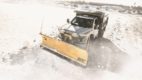 ALL NEW FISHER HC MUNICIPAL - COMMERCIAL SNOWPLOW