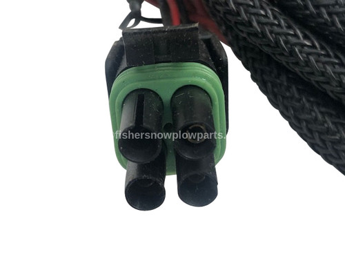 "29221 - ""FISHER POLYCASTER SPREADER GENUINE REPLACEMENT PART -  VEHICLE CONTROL HARNESS - NON FLEETFLEX ELECTRICAL SYSTEM"