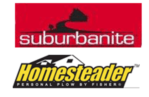 "27787 - FISHER HOMESTEADER - WESTERN SUBURBANITE SEAL KIT W/POLYPAK SEAL 1"" RAM"