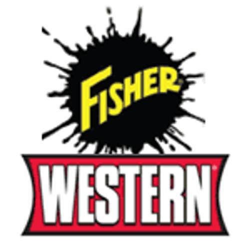 """49203 - """" FISHER-WESTERN BEZEL W/FASTENERS"""