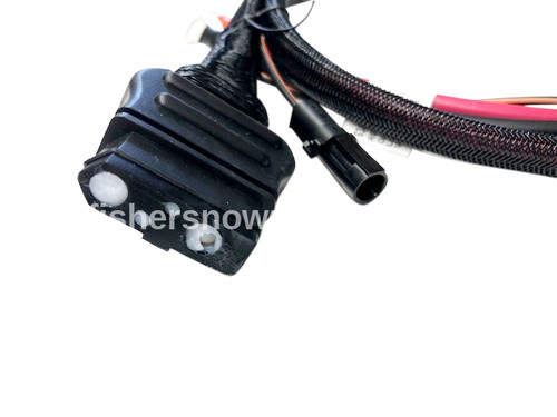 63411  - FISHER SNOW PLOWS GENUINE REPLACEMENT PART -  OEM VEHICLE BATTERY CABLE