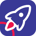 Global Teck rocket logo