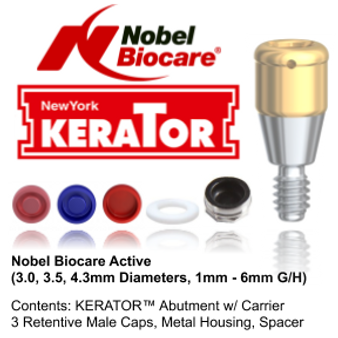 Kerator NOBEL BIOCARE (Active)