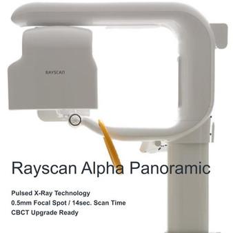 Rayscan Alpha Panoramic X-Ray