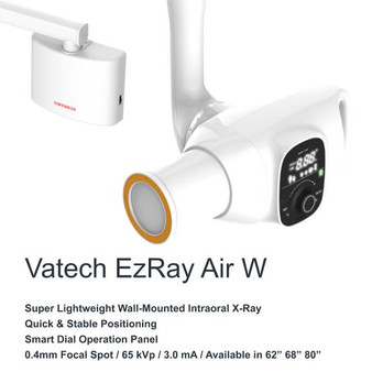 Vatech EzRay Air W Wall-Mounted X-Ray