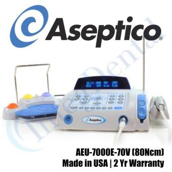 Aseptico Implant Motor AEU-7000-70V Series