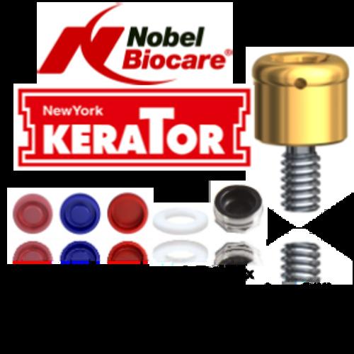 Kerator NOBEL BIOCARE (Branemark) External Hex