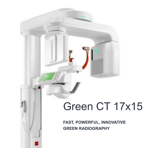 Vatech Green CT FOV 17x15