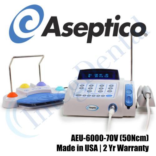 Aseptico Implant Motor AEU-6000-70V
