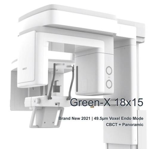 Vatech Green X FOV 18x15