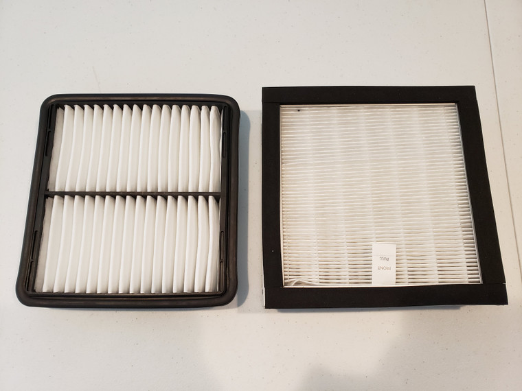 Type 2 & Type 3 Filters (1 Each per Set)