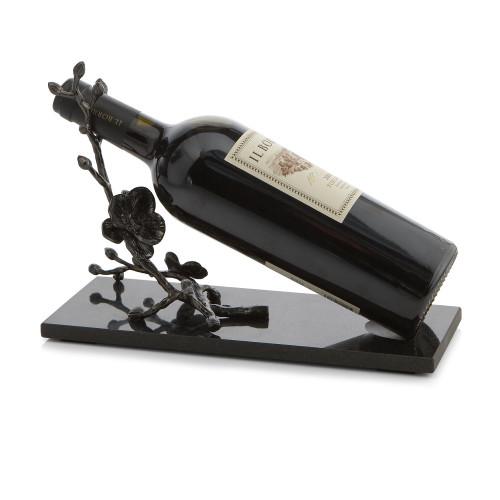 Michael Aram Black Orchid Wine Rest